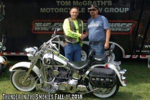 Bike-Show-Winner Thunder in the smokies 2015 Fall