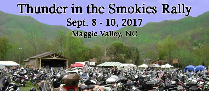 Fall Maggie Valley Rally - Thunder in the Smokies