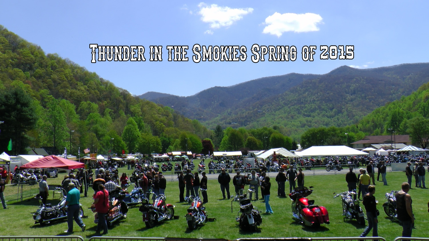 thunder in the smokies rally