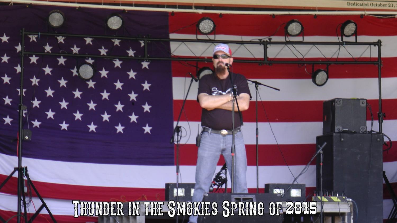 Thunder in the Smokies Rally