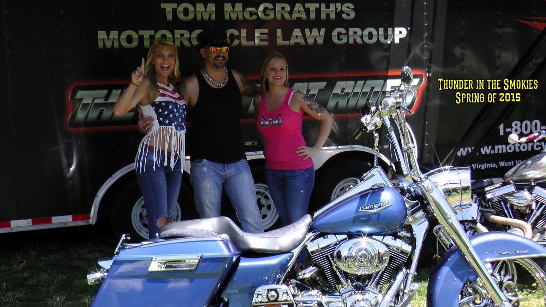 Thunder in the Smokies Maggie Valley Bike Rally