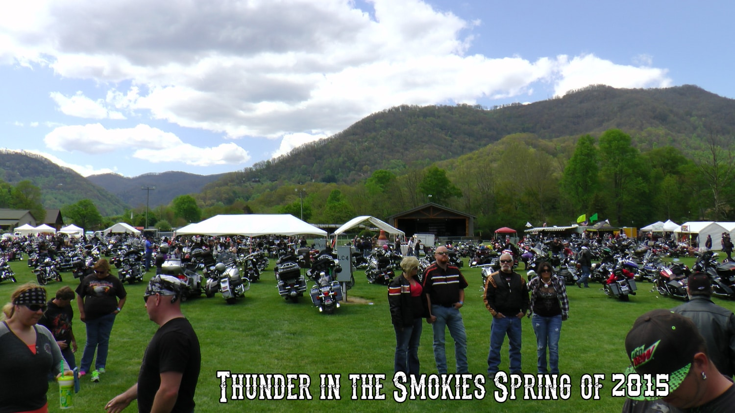 Maggie Valley Bike Rally