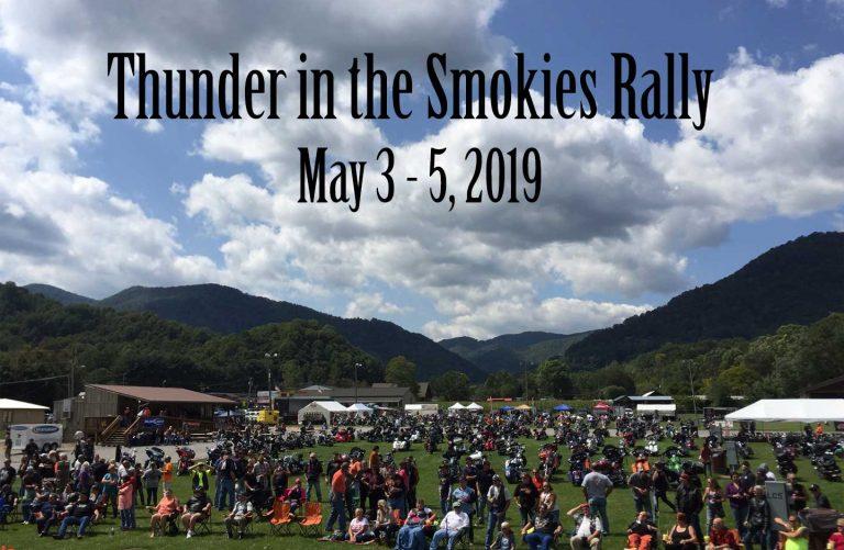 2019 Thunder in the Smokies Spring Rally