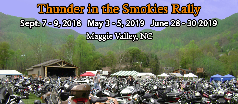 Thunder in the Smokies 2018
